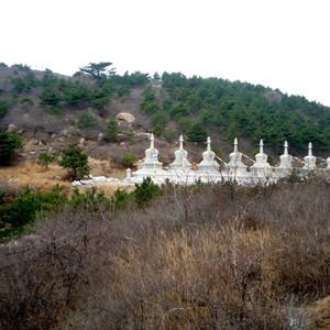 阜新游记图文-小布达拉宫,东方藏传佛教中心-海棠山