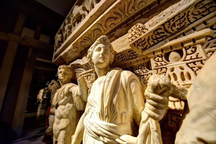 Istanbul Archaeological Museums3