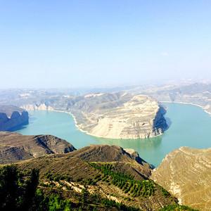 应县游记图文-穿过三晋大地,去黄土高坡寻找黄河水清