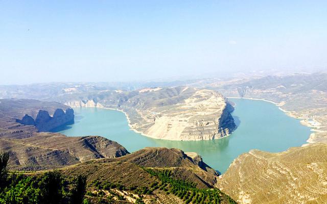 穿过三晋大地,去黄土高坡寻找黄河水清