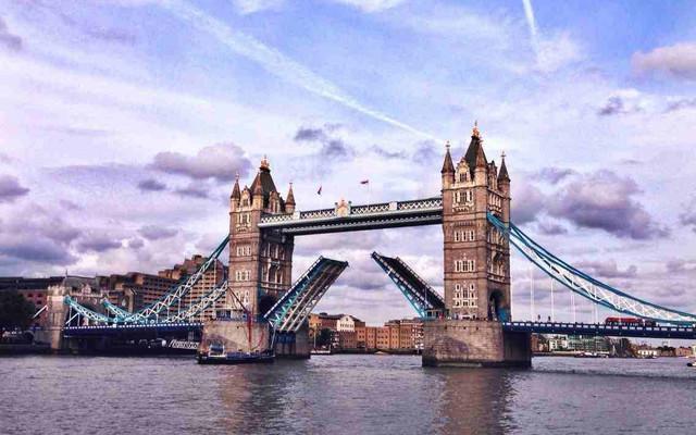 夏日•伦敦•泰晤士