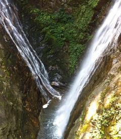 [大别山景区游记图片] 燕子河大峡谷皖西大裂谷龙井峡三日游