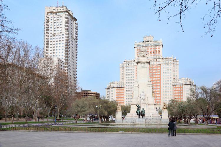 Plaza de Espana1