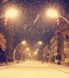 [新疆游记图片] 今晚的阿勒泰,你有被迷倒嘛