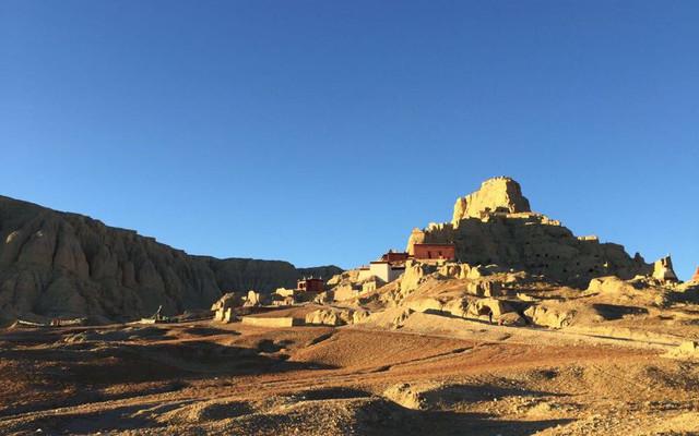 藏西秘境天上阿里