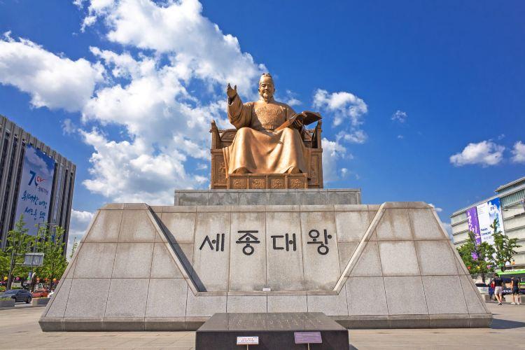 Gwanghwamun Square2
