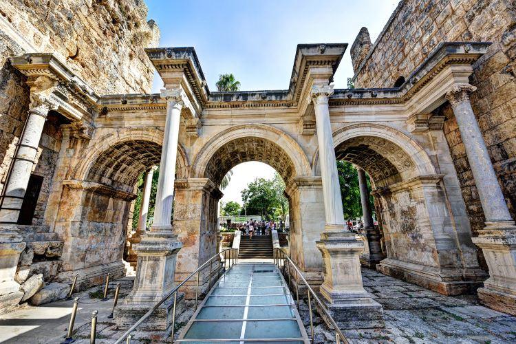 Hadrian's Gate1