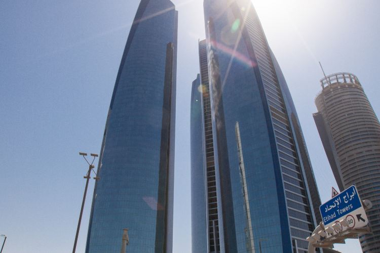 Etihad Towers4