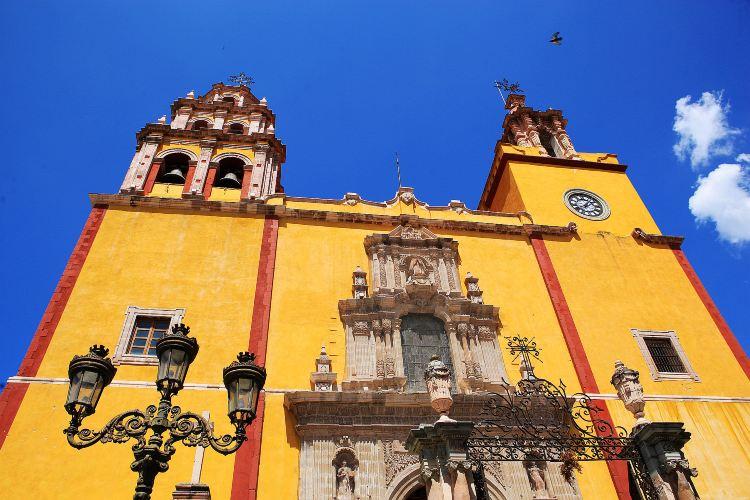 Basilica of Our Lady of Guanajuato1