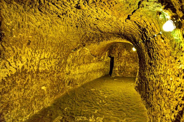 Derinkuyu Underground City1