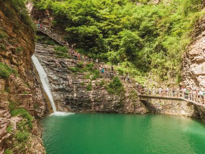 Taihang Grand Canyon Scenic Area