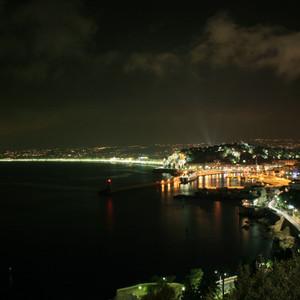戛纳游记图文-法国乱逛 到处爬高和拍夜景
