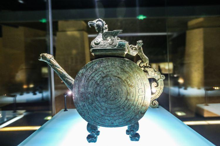 Baoji Bronzeware Museum4