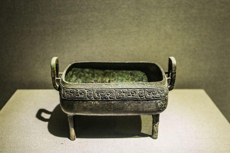 Baoji Bronzeware Museum3