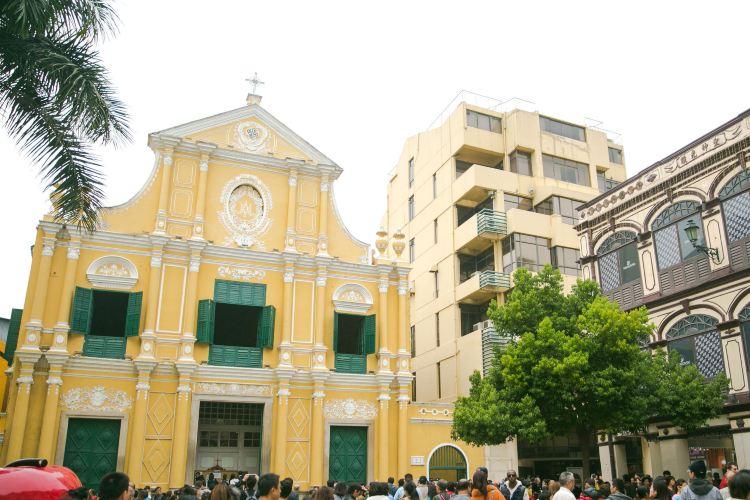 玫瑰聖母堂1