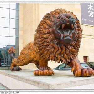嘉善国际木雕文化园旅游景点攻略图