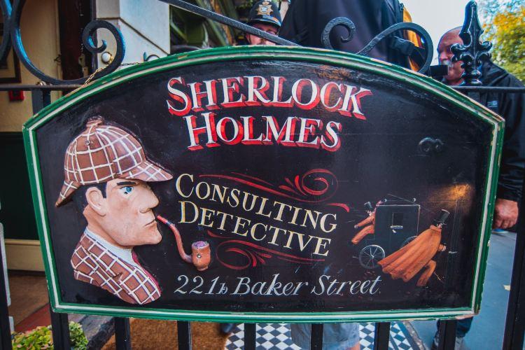 Sherlock Holmes Museum4