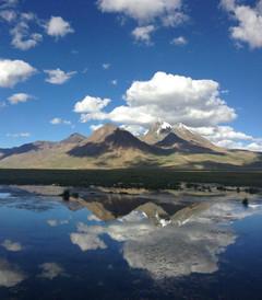 [日喀则游记图片] 西藏林芝、山南,阿里十二日