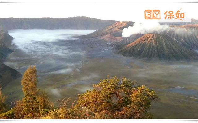 两次Bromo婆罗姆火山游玩攻略加游记(ROUND 2 加游宜珍IJEN)