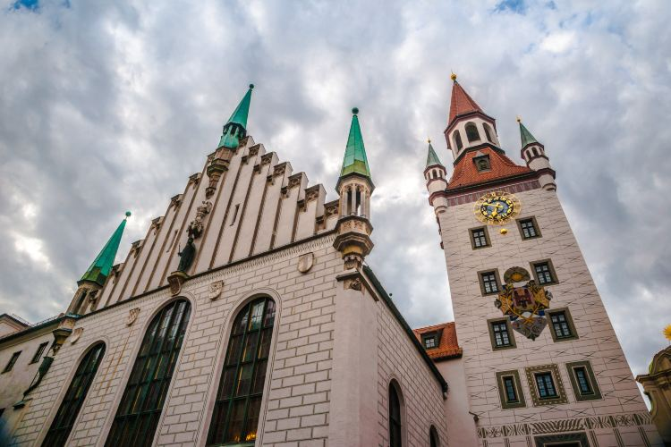 慕尼黑舊市政廳1