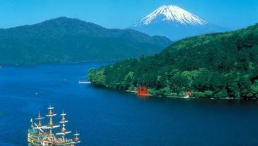 芦之湖游船