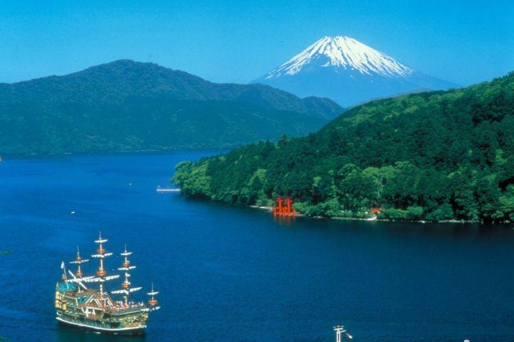 蘆之湖遊船1