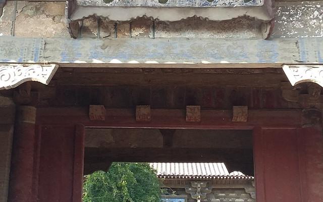 都市旁的青山秀水——天津蓟县梨木台、独乐寺、白塔寺游览记