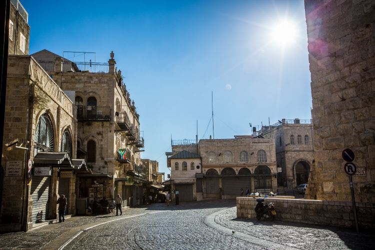 耶路撒冷老城1