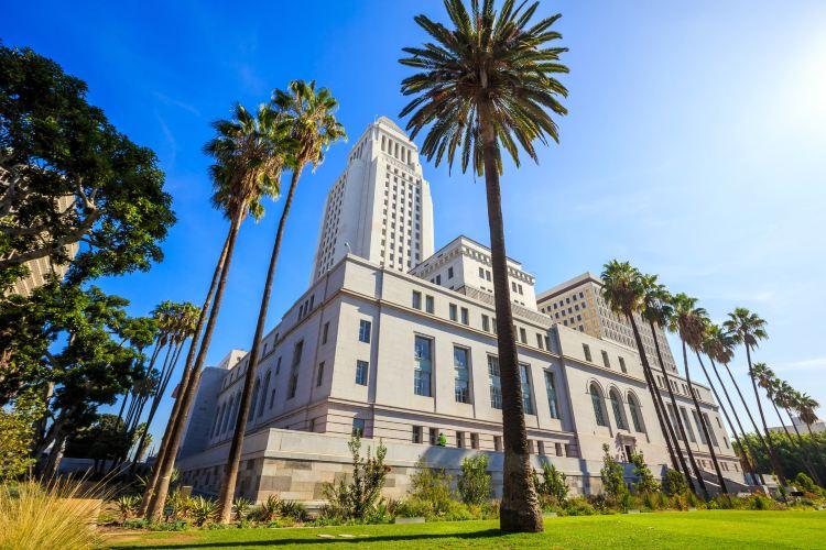 洛杉磯市政廳3