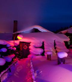 [哈尔滨游记图片] 哈尔滨-东升穿越-雪乡-长白山-吉林雾淞岛东北8日游