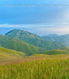[武功山游记图片] 徒步武功山,看中国最美的高山草甸。