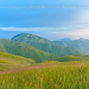 武功山游记图文-徒步武功山,看中国最美的高山草甸。