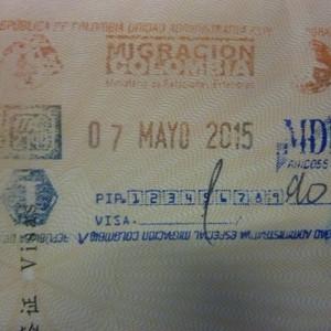 麦德林游记图文-哥伦比亚小白鼠(凭米签免签免费获得90天停留-20150507)