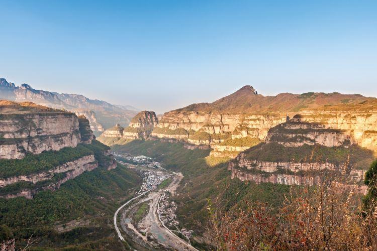 Taihang Grand Canyon Scenic Area4