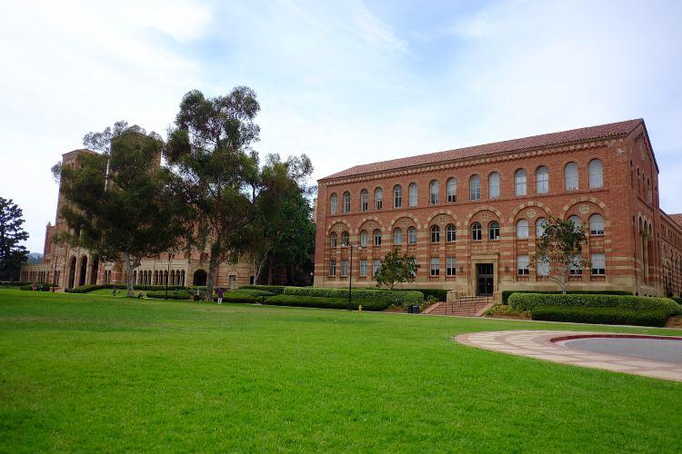 University of California, Los Angeles2