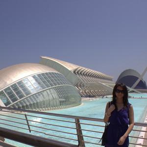 瓦伦西亚游记图文-阳光,阳光,还是阳光,València!