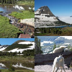 卡尔加里游记图文-夏日清凉-加拿大班芙和美国冰川国家公园自驾游