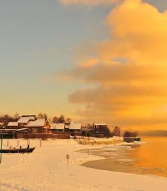 [俄罗斯游记图片] 迷失在冰雪世界-小镇利斯特维扬卡