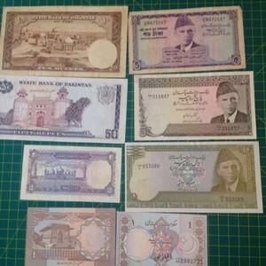 伊斯兰堡游记图文-巴基斯坦的货币有自己的特色
