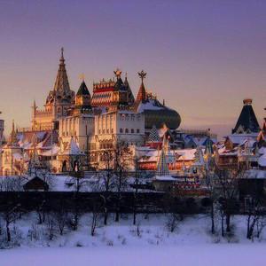 明斯克游记图文-俄罗斯的冬季之美