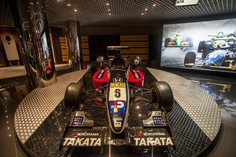 大賽車博物館2