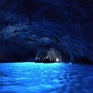 卡普里游记图文-探索那一抹幽静的蓝