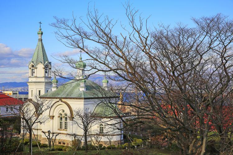 函館東正教教堂
