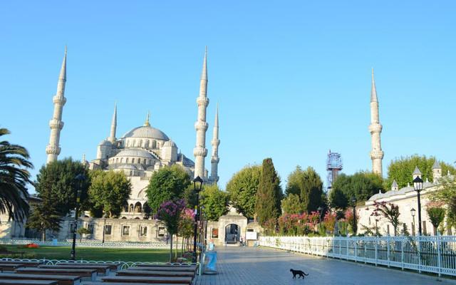 土耳其自由行之旅