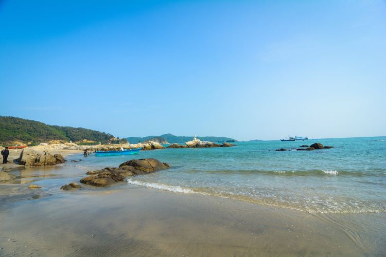 Xiachuan Island Wangfuzhou Tourist Area1