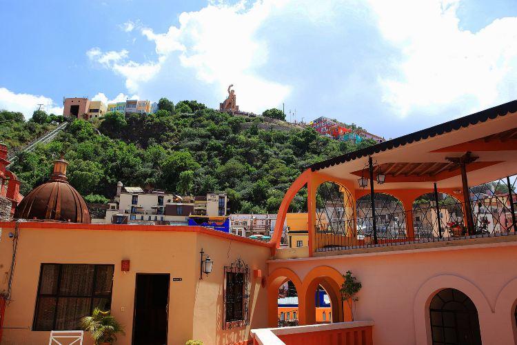 Monumento al Pipila Guanajuato4