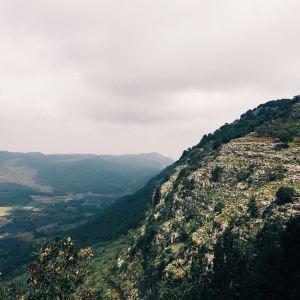 菌子山旅游景点攻略图