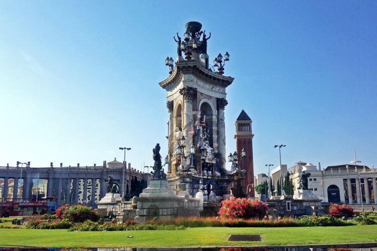 Placa Espanya4