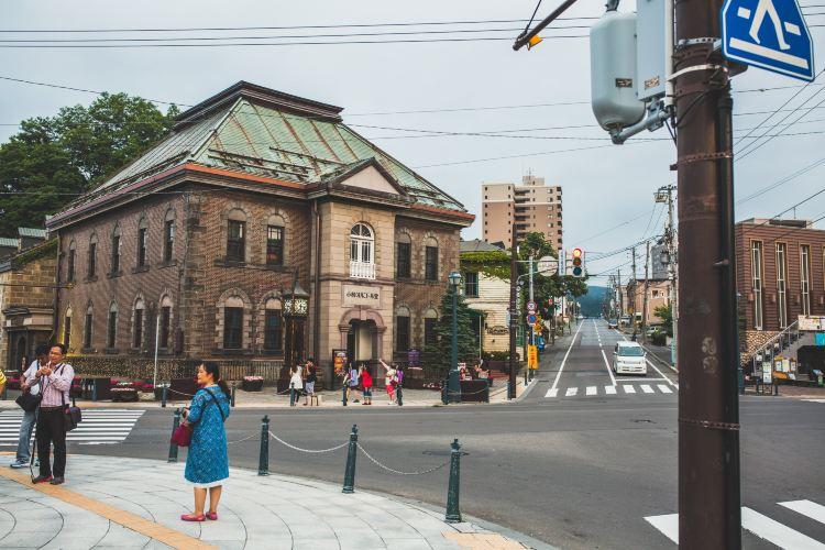 Otaru Music Box Museum Main Building4