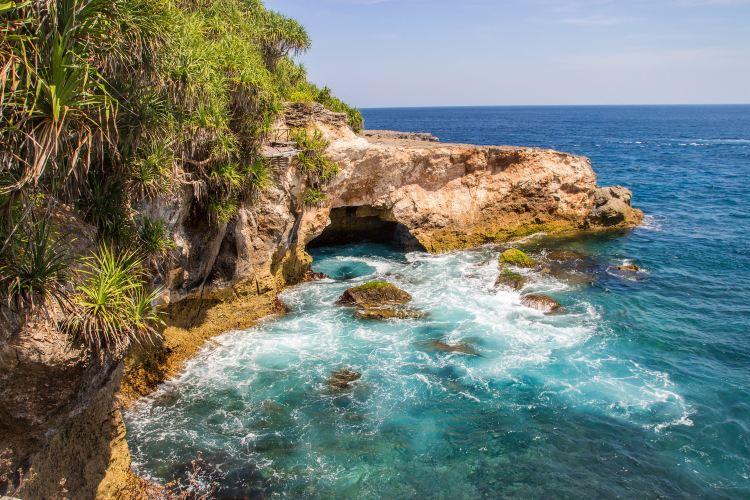 CeninGan Island2